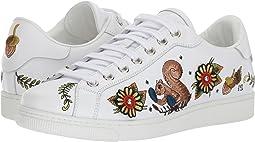 DSQUARED2 - Santa Monica Embroidered Sneaker