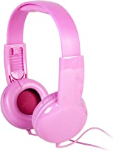 Vivitar V12009-PNK Kids Safe Volume Control Headphones, Pink