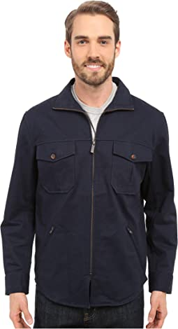 Pendleton Twill Shirt Jacket