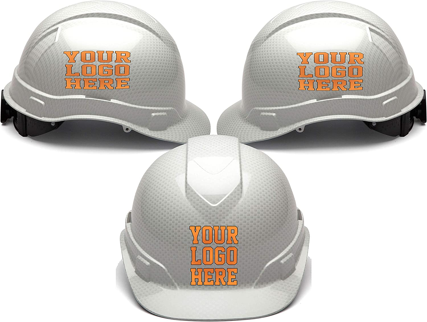 Custom Hard Hats 5% OFF - Personalized Logo Cap Style 4 Ratchet Max 65% OFF Point