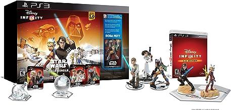 Disney Infinity 3.0 Edition: Star Wars Saga Bundle -...