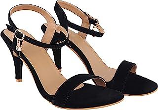 Do Bhai Suede Stylish Fashion Sandal For Womens