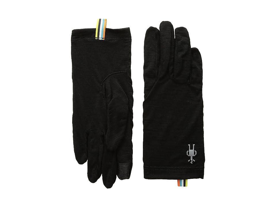Smartwool Merino 150 Gloves (Black) Extreme Cold Weather Gloves