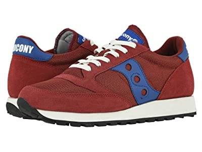 Saucony Originals Jazz Original Vintage (Red/Blue) Men