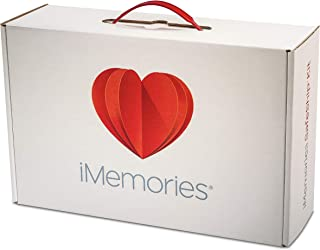 iMemories SafeShip Kit, Digitally Convert Your Family's Home Movies and Photos