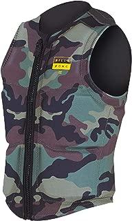 Billabong Interchange Wake Vest Top Dark Olive - Easy Stretch Lightweight