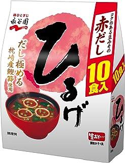永谷園 生みそタイプみそ汁 ひるげ 徳用 10食入×10袋