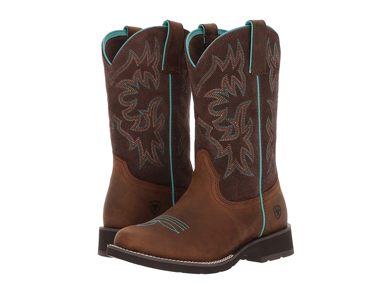 Mr/Ms:Ariat Powerful Delilah Round Toe:elegance and Powerful Mr/Ms:Ariat menu 3f93c0