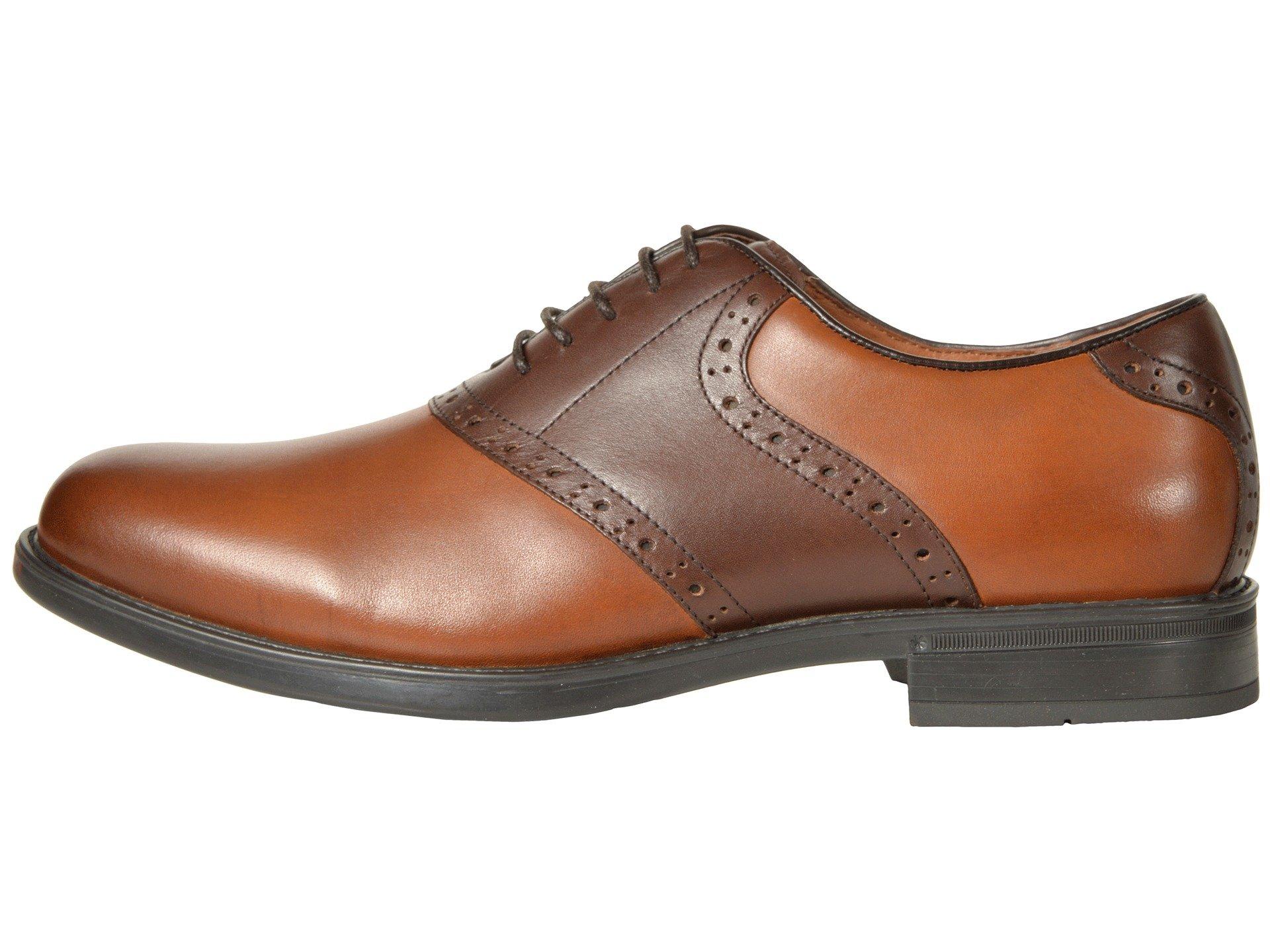 Oxford Brogue Shoes Black Streetwear
