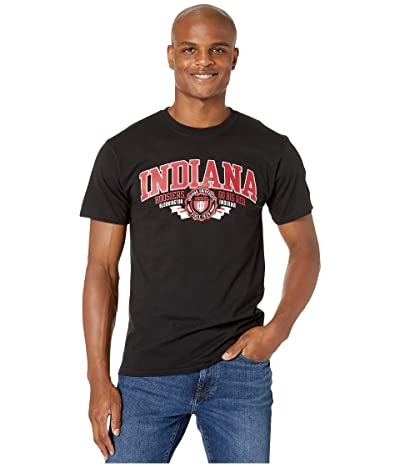 Champion College Indiana Hoosiers Jersey Tee (Black) Men