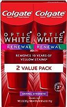 Colgate Optic White Renewal Teeth Whitening Toothpaste