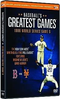 Baseball's Greatest Games: 1986 World Series Game 6