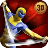 Crime City Ninja Soldier Creed: Dual Swords Superhero Chase Cops