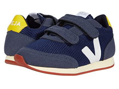 VEJA Kids Small Arcade (Toddler) (Nautico/White/Butter Sole) Kid
