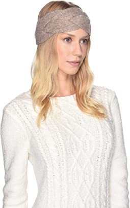 Braided Knit Headband
