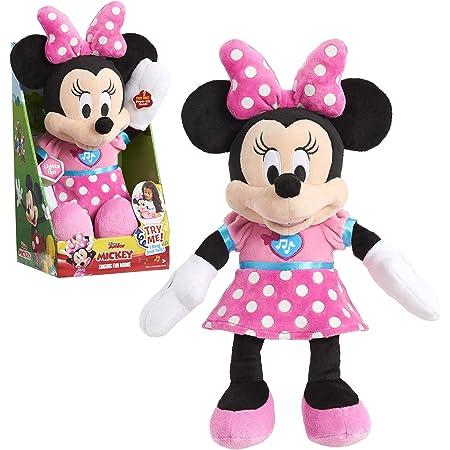 Disney Minnie Mouse Peekaboo Pull dactivit/é avec piles