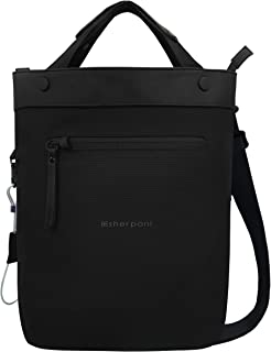 Sherpani Geo, Anti theft Travel Crossbody, and Tote for Women, with RFID and Laptop Compartment for Tablets
