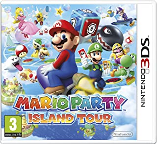Mario Party: Island Tour /3ds