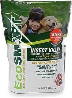 EcoSMART 33134 Insect Granules, 10 lb Bag, brown