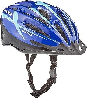 ブリヂストン(BRIDGESTONE) エアリオ ヘルメット 子供用 (M 頭囲 54cm~56cm) (L 頭囲 56cm~60cm)一輪車 自転車