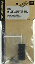 Magpul Industries RVG M-LOK Panel Black Fits Adapter Rail