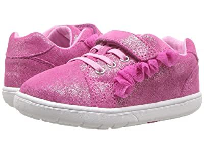 Stride Rite SRT Nora (Toddler) (Fuchsia Leather) Girls Shoes