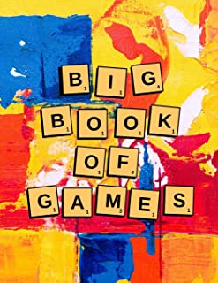 Big Book of Games: Pen and Paper Two-Player Games to Make You Think!
