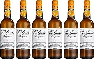 La Guita Sherry Fino blanco, Domingo Perez Marin, DO Manzanilla, 6 x 0.75 l