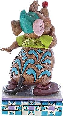 Enesco Figurine, 4059739, Stone Resin, Multicolor, 3.75 Inches