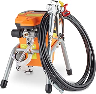 VonHaus Airless Paint Sprayer Kit Spray Gun and Stand Paint Station - 3000 PSI High Efficiency Power with Nozzle Extension...