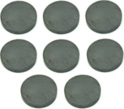 8 Ceramic Round Disc Magnets Science Project Crafts 1