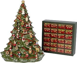 Villeroy & Boch Multi Colour, Advent Calendar Tree