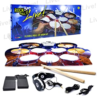 rock drum pads