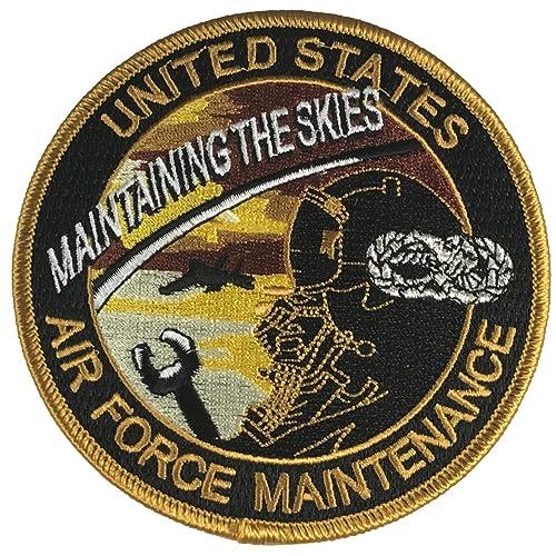 USAF Patches: Amazon.com