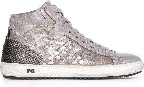 Nero giardini sneakers donna in pelle A719511D 104