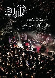 2014.11.12 TSUTAYA O-WEST~The Butterfly Effect~ [DVD]