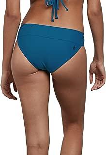 Women's Simply Solid Modest Bikini Bottom