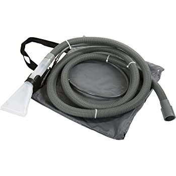 JANILINK High Pressure Solution Hose for Carpet Extractors 25 FT 3000 PSI