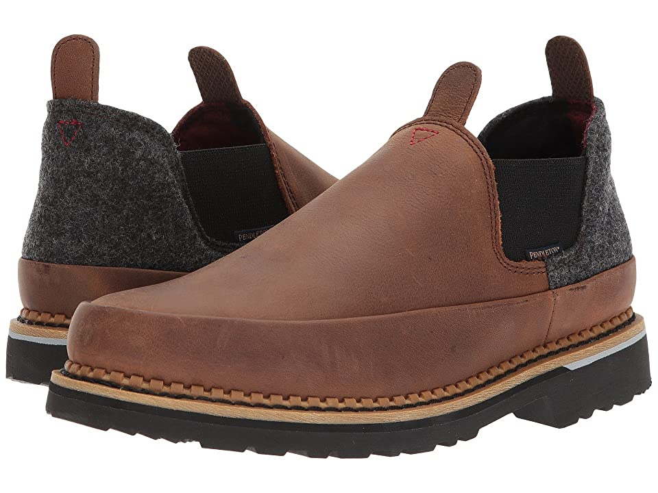 Georgia Boot Pendleton Romeo (Brown/Dark Grey) Men