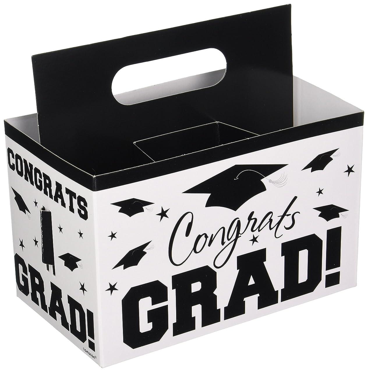 Amscan 430290 Multi Purpose Graduation Caddy, 7