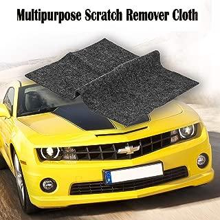 Bamoer [2 Pack] Multipurpose Scratch Repair Cloth,Car Paint Scratch Repair Cloth,Polish & Paint Restorer - Easily Repair Paint Scratches, Scratches, Water Spots! Light Scratch Repair for Cars