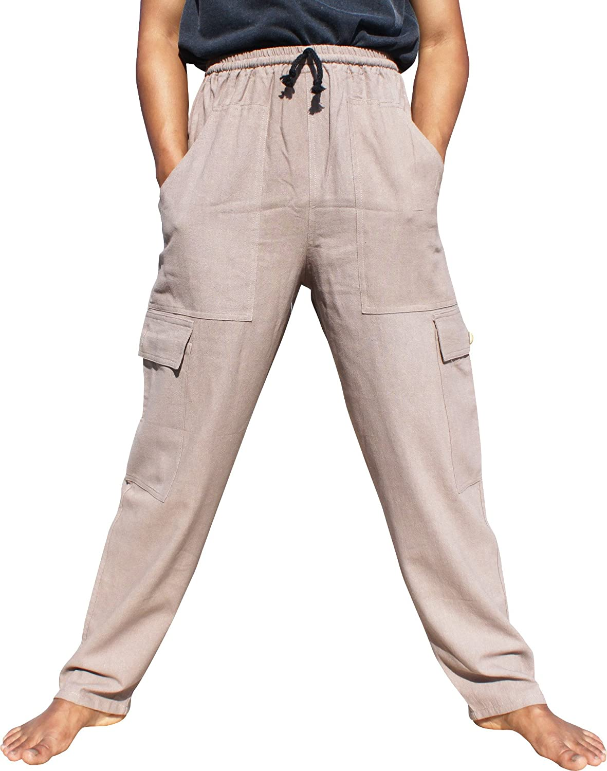 RaanPahMuang Renaissance Max 68% OFF Cargo Trousers Winter Muang Al sold out. 100% Cotto
