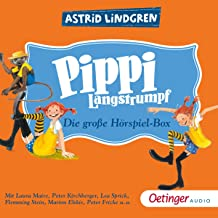 Pippi Langstrumpf - Die große Hörspielbox