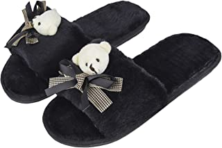0081895200 Irsoe Fur Comfortable Indoor/Outdoor Soft Bottom Slippers |Womens Flipflop | Womens Fancy Slippers