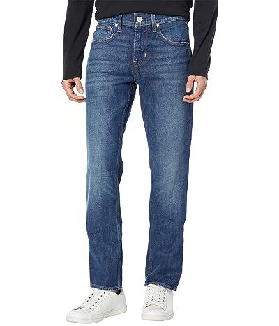 Hudson Jeans Byron Slim Straight Zip Fly in Fremont