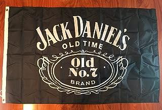Ahaylyn 3x5 Feet Jack Daniel's Old No.7 Bar Flag Banner Decoration