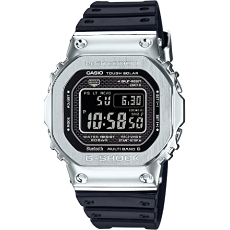 [カシオ] 腕時計 ジーショック Bluetooth 搭載 電波ソーラー GMW-B5000-1JF メンズ ブラック