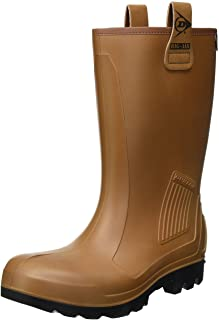 Dunlop Protective Footwear Purofort Rig-Air Full Safety Fl, Bottes de sécurité Mixte adulte