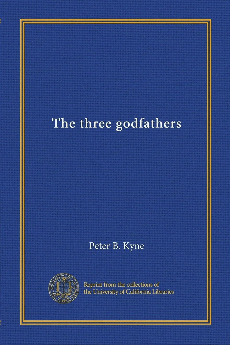 エスニック列車ロイヤリティThe three godfathers