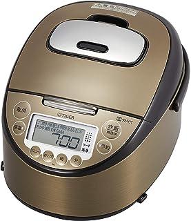 TIGER 虎牌 保温瓶 电饭煲 5.5合 IH 搭载10种煮饭功能 现煮 JKT-P100-TK 深棕色